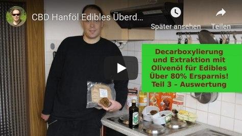 Video Vorschaubild zur Decarboxylierung Teil 3 – Auswertung