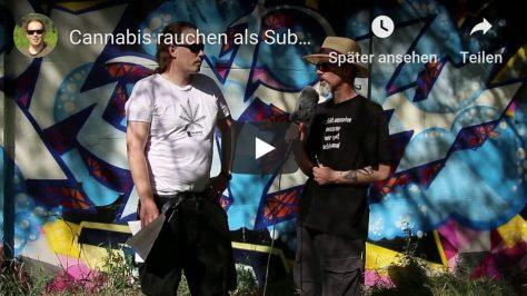 Interview mit Ernst Schmidbauer zu seiner Heroinsucht und seinem Leben als Cannabis Patient