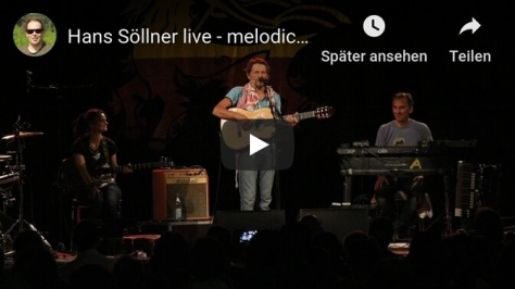 Hans Söllner live Video