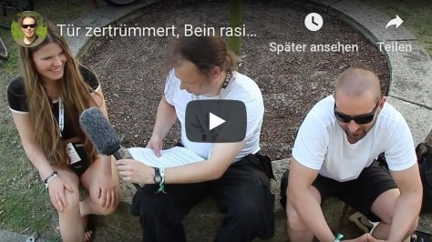 Interview mit den Cannabis Patienten Magda und Heiko