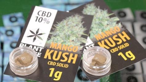 Legales CBD Hasch Mango Kush