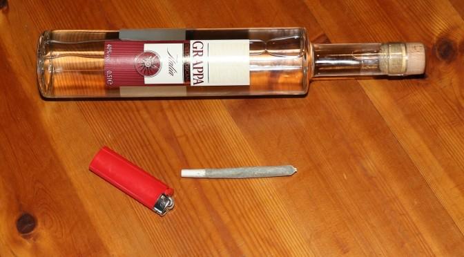 Alkoholismus – Therapie mit Cannabis